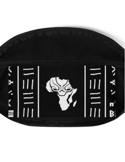 eXOTRik Black Panther Wakanda Fanny Pack