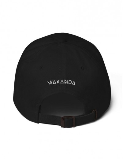 eXOTRik Black Panther Wakanda Dad Hat