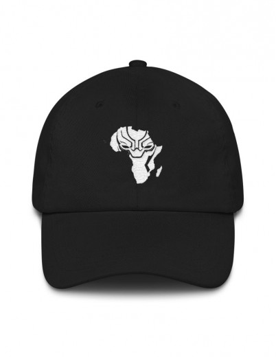 eXOTRik Black Panther Wakanda Africa Dad Hat