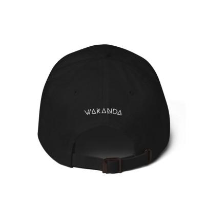 eXOTRik Black Panther Wakanda Africa Dad Hat