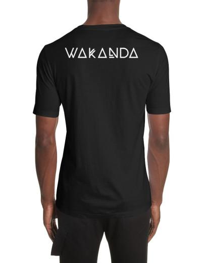 eXOTRik Black Panther Wakanda Africa Tee