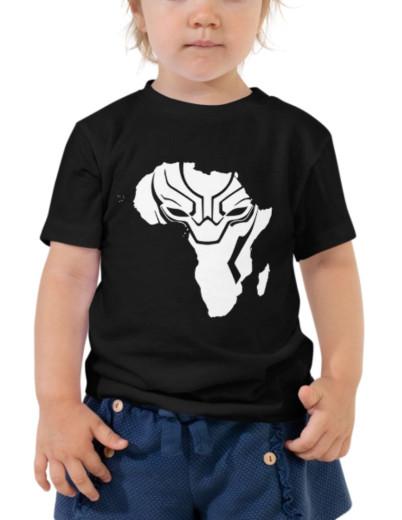 eXOTRik Black Panther Wakanda Baby Africa Tee