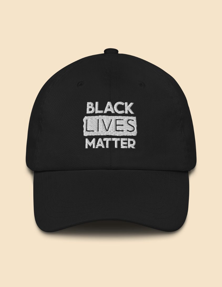 eXOTRik #BlackLivesMatter B1 Dad Hat